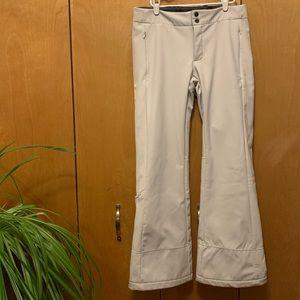 The North Face White Ski-Snow Pants